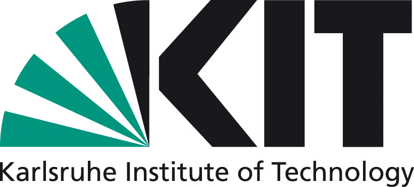 Logo of the Karlsruhe Institute of Technology (KIT).