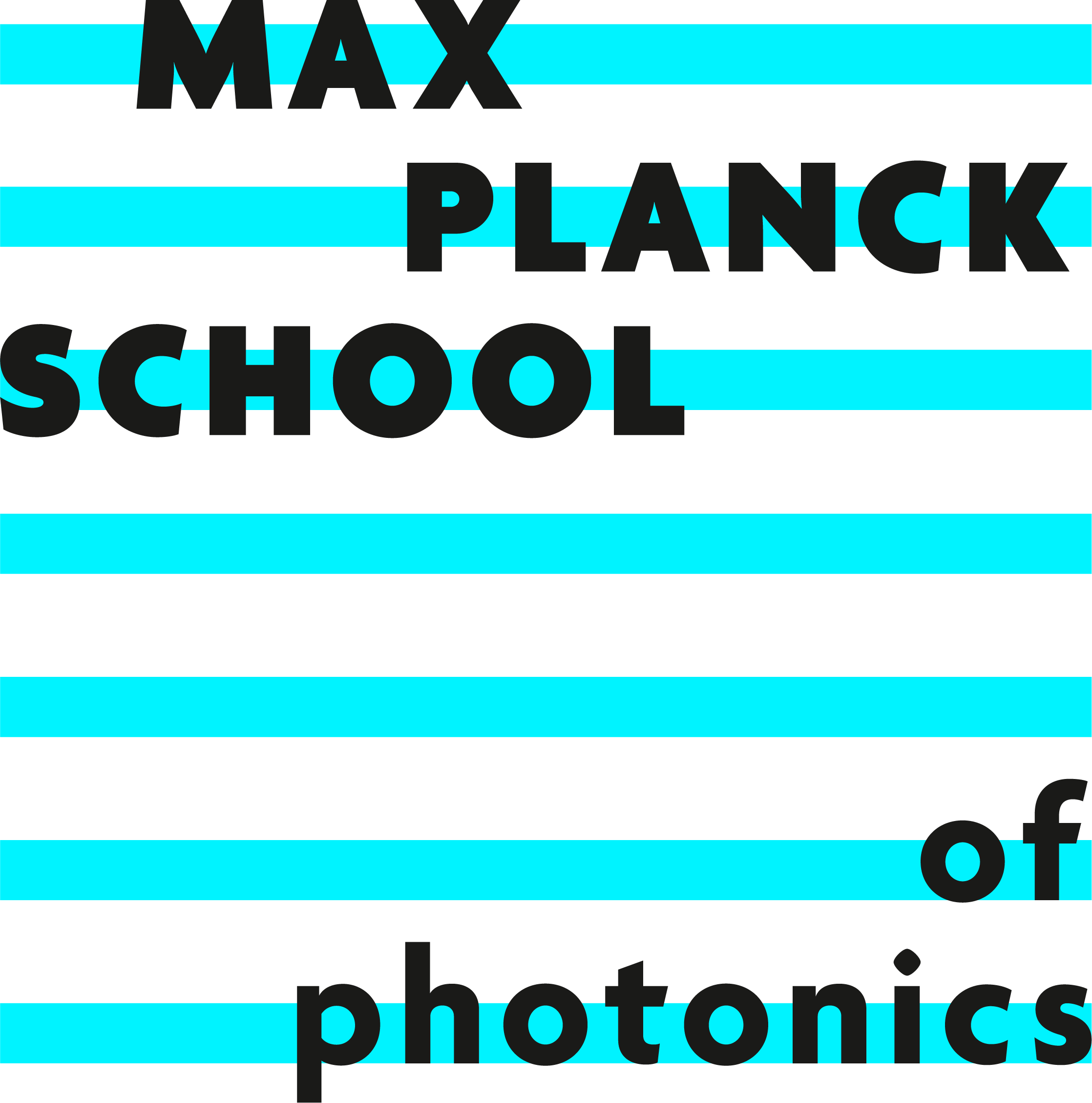 Logo of the Max Planck School of Photonics (MPSP).